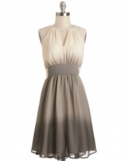 Beatrix Stretch Collar Dress very long name goes here