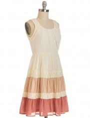 Embellished Bandeau Maxi Dress